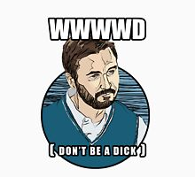 WWWWD - What Would Wil Wheaton Do? (Blunt) Unisex T-Shirt
