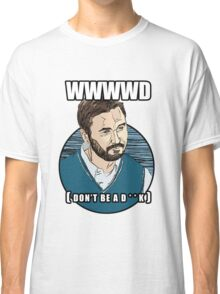 WWWWD - What Would Wil Wheaton Do? (Safe) Classic T-Shirt