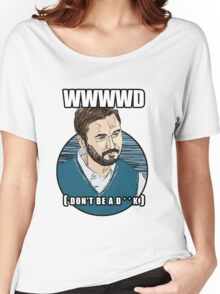 WWWWD - What Would Wil Wheaton Do? (Safe) Women's Relaxed Fit T-Shirt