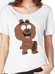 Malloy from Brickleberry Women's Relaxed Fit T-Shirt