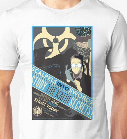 Pacific Rim: Study the Kaiju Secrets Unisex T-Shirt