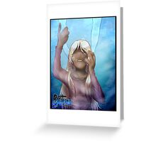 Psychteria - Underwater Greeting Card