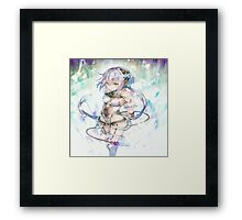 Plachta From Atelier Sophie: The Alchemist of the Mysterious Book Framed Print