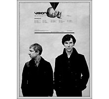 Visionary Duo Photographic Print