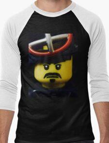 Mr. Kendo Fighter Men's Baseball ¾ T-Shirt