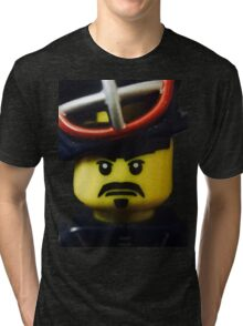 Mr. Kendo Fighter Tri-blend T-Shirt