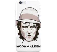 moonwalker iPhone Case/Skin