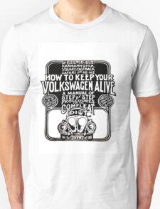 Voltswagen advert vintage T-Shirt