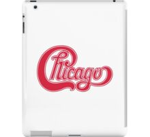 Chicago Red iPad Case/Skin
