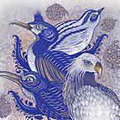 Birds by Raewyn Haughton