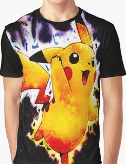 Lightning Squirrel - Inspired Deisgn Graphic T-Shirt