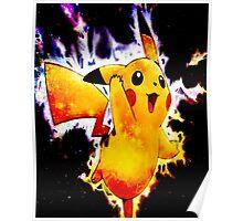 Lightning squirrel - Inspired deisgn Poster