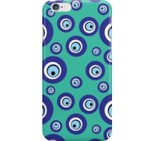 Greek Eye  iPhone Case/Skin
