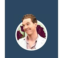 Cumberbatch Icon by Amy Manson