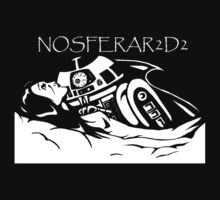 Nosferar2d2 (black) by EATSHARKS