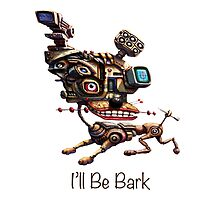 I'll Be Bark by Tom Godfrey