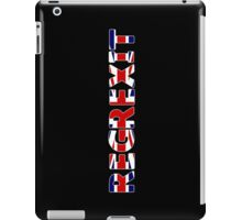 Brexit Regrexit iPad Case/Skin