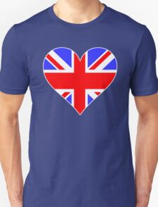 LOVE BRITAIN Unisex T-Shirt