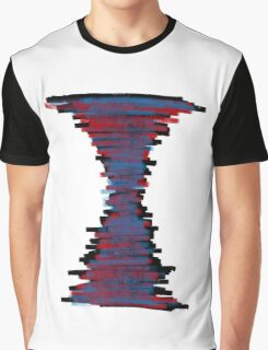 Abstract hourglass  Graphic T-Shirt