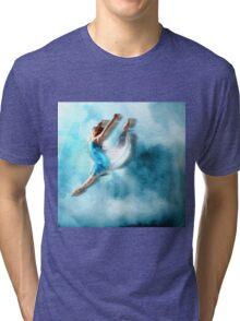 Ballet Dancer 2 Tri-blend T-Shirt