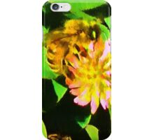 Bee and Clover iPhone Case/Skin