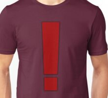 Metal Gear Exclamation Mark  Unisex T-Shirt