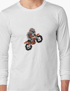 Excitebike Long Sleeve T-Shirt