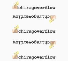 Chirag Overflow stickers by Jason Grandelli