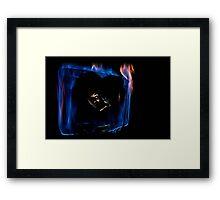 insidious Captive Framed Print