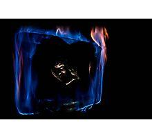 insidious Captive Photographic Print