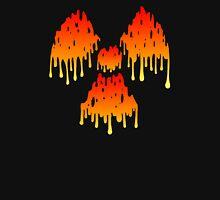 Radioactive Melt Orange Unisex T-Shirt