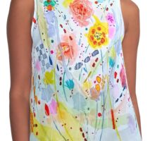 The Grand Bouquet Contrast Tank