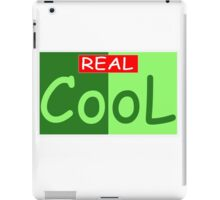Really Cool iPad Case/Skin