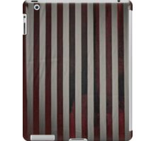 She tried to do yoga while listening to Red House. iPad Case/Skin