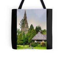 Ambleside Parish Church Tote Bag