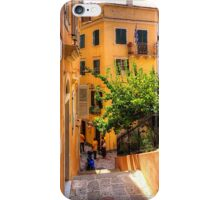 Deep in the Old Town iPhone Case/Skin