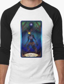 Nightly Tarot card Men's Baseball ¾ T-Shirt
