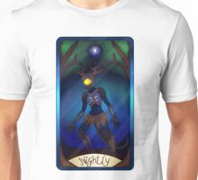Nightly Tarot card Unisex T-Shirt