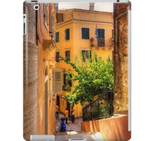 Deep in the Old Town iPad Case/Skin