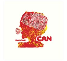 Can Tago Mago Art Print