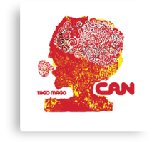 Can Tago Mago Canvas Print