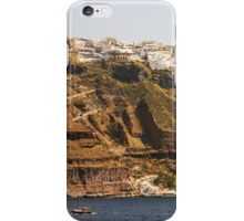 Thíra, Santorini, Greece iPhone Case/Skin