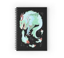 Sea Dragon -- Full Color Spiral Notebook