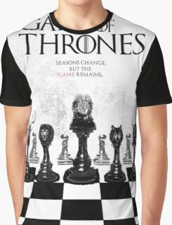 Game of thrones Graphic T-Shirt