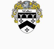 Walker Coat of Arms / Walker Family Crest Unisex T-Shirt