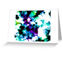 watercolor 4 Greeting Card