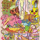 Easter Grissle by Raewyn Haughton
