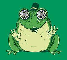Hipnogenic Toad  by Madkobra