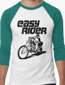 Easyride Men's Baseball ¾ T-Shirt