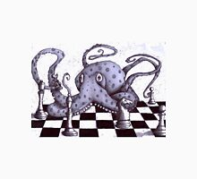 An Octopus Playing Chess Unisex T-Shirt